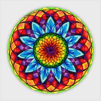 Mandalakleurplaten Nl Mandala Kleurplaten
